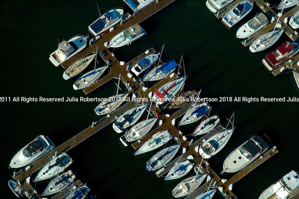 Sailboat Marina outside of San Diego