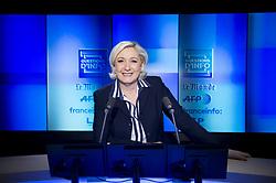 May 24, 2017 - Paris, France, France - Marine Le Pen - candidate FN / Front National aux elections legislatives de 2017 (Credit Image: © Panoramic via ZUMA Press)