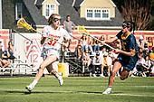 NCAA Women's Lacrosse-Michigan at Southern California-Feb 15, 2020