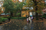USA, NY, New York City, Manhattan, Central Park