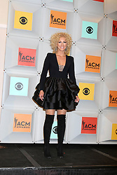 Kimberly Schlapman, at the 2016 Academy of Country Music Awards Press Room, MGM Grand Garden Arena, Las Vegas, NV 04-03-16. EXPA Pictures © 2016, PhotoCredit: EXPA/ Photoshot/ Martin Sloan<br /> <br /> *****ATTENTION - for AUT, SLO, CRO, SRB, BIH, MAZ, SUI only*****