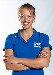 02-07-2018 NED: EC Beach teams Netherlands, The Hague<br /> Laura Bloem