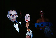 Dracula, Halloween, New York City, New York, October 1983