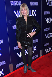 December 5, 2018 - Hollywood, California, U.S. - Joanna Cassidy arrives for the premiere of the film 'Vox Lux' at the Arclight theater. (Credit Image: © Lisa O'Connor/ZUMA Wire)