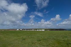 St. Ann's Head, Milford Haven, Pembrokeshire, Wales, UK