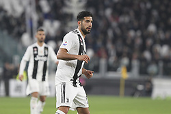 March 8, 2019 - Turin, Piedmont, Italy - Emre Can (Juventus FC) during the Serie A football match between Juventus FC and Udinese Calcio at Allianz Stadium on March 08, 2019 in Turin, Italy..Juventus won 4-1 over Udinese. (Credit Image: © Massimiliano Ferraro/NurPhoto via ZUMA Press)