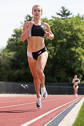 1500 meter time trial for Team NB Boston, Heather MacLean