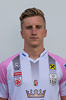 Download von www.picturedesk.com am 16.08.2019 (13:58). <br /> PASCHING, AUSTRIA - JULY 16: Philipp Wiesinger of LASK during the team photo shooting - LASK at TGW Arena on July 16, 2019 in Pasching, Austria.190716_SEPA_19_042 - 20190716_PD12440
