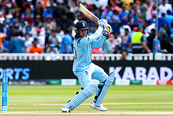 Jason Roy of England - Mandatory by-line: Robbie Stephenson/JMP - 30/06/2019 - CRICKET - Edgbaston - Birmingham, England - England v India - ICC Cricket World Cup 2019 - Group Stage