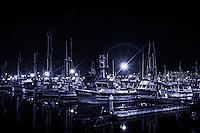 Fishermen's Terminal @ Twilight