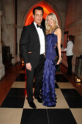 MATTHEW MELLON and NOELLE RENO at the 2nd Fortune Forum Summit and Gala Dinner held at the Royal Courts of Justice, The Strand, London on 30th November 2007.<br /><br />NON EXCLUSIVE - WORLD RIGHTS