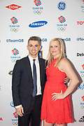 British artistic gymnast Max Whitlock MBE during Team GB's annual ball at Old Billingsgate on the 21st November 2019 in London in the United Kingdom.