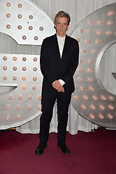 PETER CAPALDI at the GQ Men Of The Year 2014 Awards in association with Hugo Boss held at The Royal Opera House, London on 2nd September 2014.
