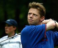 MOLENSCHOT - Rutger Buschow.  Voorjaarswedstrijd golf 2003 op GC Toxandria. . COPYRIGHT KOEN SUYK