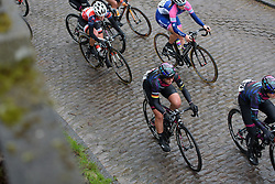 Lisa Brennauer (CANYON//SRAM Racing) at the 112.8 km Le Samyn des Dames on March 1st 2017, from Quaregnon to Dour, Belgium. (Photo by Sean Robinson/Velofocus)