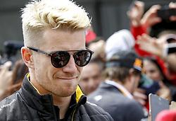 June 7, 2018 - Montreal, Canada - Motorsports: FIA Formula One World Championship 2018, Grand Prix of Canada#27 Nico Hülkenberg (Renault Sport F1 Team) (Credit Image: © Hoch Zwei via ZUMA Wire)