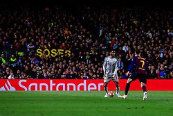 May 1, 2019 - Barcelona, BARCELONA, Spain - 10 Sadio Mane of Liverpool FC during the UEFA Champions League first leg match of Semi final between FC Barcelona and Liverpool FC in Camp Nou Stadium in Barcelona 01 of May of 2019, Spain. (Credit Image: © AFP7 via ZUMA Wire)