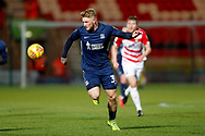 Southend United forward Stephen Humphrys (39) in action  during the EFL Sky Bet League 1 match between Doncaster Rovers and Southend United at the Keepmoat Stadium, Doncaster, England on 12 February 2019.