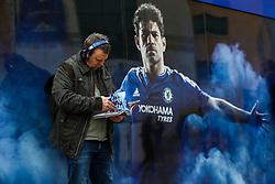 Chelsea fans arrive at Stamford Bridge - Mandatory byline: Jason Brown/JMP - 19/03/2016 - FOOTBALL - London, Stamford Bridge - Chelsea v West Ham United - Barclays Premier League