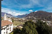 Landscape in near Lugano, Tessin