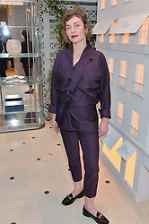 CAMILLA RUTHERFORD at a cocktail party to mark the opening of the House of Dior, the United Kingdom's largest and premier Dior boutique at 160-162 New Bond street, London on 8th June 2016.