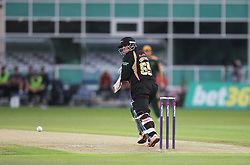 Mark Cosgrove of Leicestershire Foxes in action - Mandatory by-line: Jack Phillips/JMP - 29/07/2016 - CRICKET - Trent Bridge - Nottingham, United Kingdom - Nottingham Outlaws v Leicester Foxes - Natwest T20 Blast