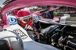 July 28, 2018 - Budapest, Hungary - Motorsports: FIA Formula One World Championship 2018, Grand Prix of Hungary, .#31 Esteban Ocon (FRA, Sahara Force India F1 Team) (Credit Image: © Hoch Zwei via ZUMA Wire)