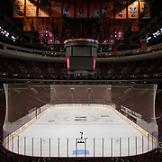 A general view of the Wells Fargo Center. <br /> Philadelphia Flyers vs. Columbus Blue Jackets at Wells Fargo Center in Philadelphia Pennsylvania. April 3, 2014.<br /> <br /> (Jack Megaw/www.jackmegaw.com)<br /> <br /> <br /> <br /> ©Jack Megaw, 2014. <br /> ALL RIGHTS RESERVED. NO UNPAID USE.