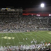 A general view of an NCAA football game between the Boston College Eagles and the UCF Knights at Bright House Networks Stadium on Saturday, September 10, 2011 in Orlando, Florida. (AP Photo/Alex Menendez)