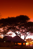 Sunrise, Tarangire Safari Lodge, Tarangire National Park, Tanzania