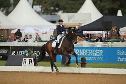 Hoffmann, Jennifer, XXXL Fairytale OLD<br /> München - Pferd International 2013<br /> Burg Pokal<br /> © www.sportfotos-lafrentz.de/Stefan Lafrentz