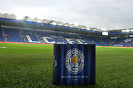a General View pitch side ahead of the Premier league match, Leicester City v Sunderland at the King Power Stadium in Leicester, Leicestershire on Tuesday 4th April 2017.<br /> pic by Bradley Collyer, Andrew Orchard sports photography.