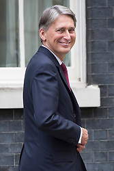 © licensed to London News Pictures. London, UK 26/06/2013. Philip Hammond, Defence Secretary attending cabinet meeting in Downing Street on Wednesday, 26 June 2013. Photo credit: Tolga Akmen/LNP