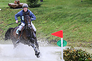 Esi Pheonix ridden by Angus Smales in the Equi-Trek CCI-L4* Cross Country during the Bramham International Horse Trials 2019 at Bramham Park, Bramham, United Kingdom on 8 June 2019.