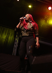 Apr 2, 2016 - Cape Town, Western Cape , South Africa - LEANNE LYONS of SWV performed at the 16th Annual Cape Town Jazz Festival, that took place at the Cape Town International Convention Centre. (Credit Image: © Bertram Malgas via ZUMA Wire)