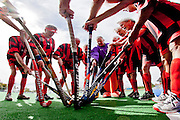 M60+ CANTERBURY V M60+ NORTH HARBOUR<br /> ACTION FROM NZ HOCKEY MASTERS 2012 HELD AT MACFARLANE TWIN TURFS, PALMERSTON NORTH<br /> MARCH 4 - 13, 2012<br /> Photo KEVIN CLARKE<br /> © CMGSPORT ACTION IMAGES