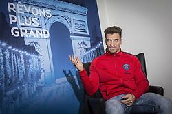 September 29, 2017 - Paris, FRANCE - PARIS, FRANCE - SEPTEMBER 15 :  Thomas Meunier of PSG on September 15, 2017 in Paris, France, 15/09/17 (Credit Image: © Panoramic via ZUMA Press)