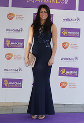 Sam Quek, Olympic Team GB Hockey player, attending the annual WellChild Awards at The Dorchester Hotel, London.