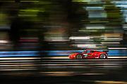 March 16, 2013: 61st Mobil 1 12 Hours of Sebring. 62 Gianmaria Bruni, Olivier Beretta, Matteo Malucelli, Risi Competizione Ferrari F458 Italia,