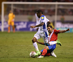 June 8, 2017 - San Jose, San Jose, Costa Rica - Jun 8 2017 : San Jose Costa Rica  Estadio Nacional ; Costa Rica V Panama  qualifications to FIFA World Cup 2018 Russia (Credit Image: © Victor Baldizon_zuma Press/ZUMA Wire/ZUMAPRESS.com)