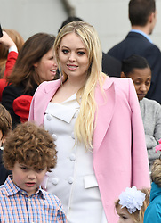 Tiffany Trump attends the 140th Easter Egg Roll on the South Lawn of the White House in Washington, DC on Monday, April 2, 2018. Photo by Olivier Douliery/Abaca Press
