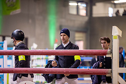 Kooremans Raf, BEL<br /> Nationaal Indoorkampioenschap  <br /> Oud-Heverlee 2020<br /> © Hippo Foto - Dirk Caremans