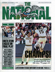 Pittsburgh Pirates, The National Sports Daily, 1990