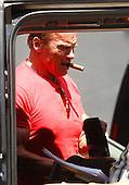 Arnold Schwarzenegger in Barcelona