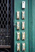 French Quarter Doorbells