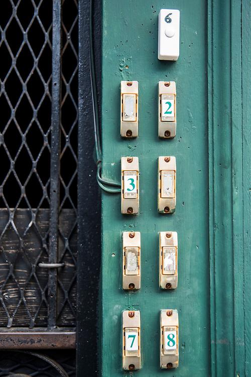 French Quarter Doorbells