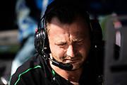 September 4-5, 2020. IMSA Weathertech Road Atlanta 6hr: Team manager Gottfried Grasser, Team GRT Grasser Racing, Lamborghini Huracan GT3