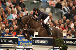 Smolders Harrie, (NED), Don VHP Z<br /> Longines FEI World Cup presented by Sparkasse<br /> Sparkasen Cup-Grand Prix of Leipzig<br /> CSIO Leipzig 2016<br /> © Hippo Foto - Stefan Lafrentz