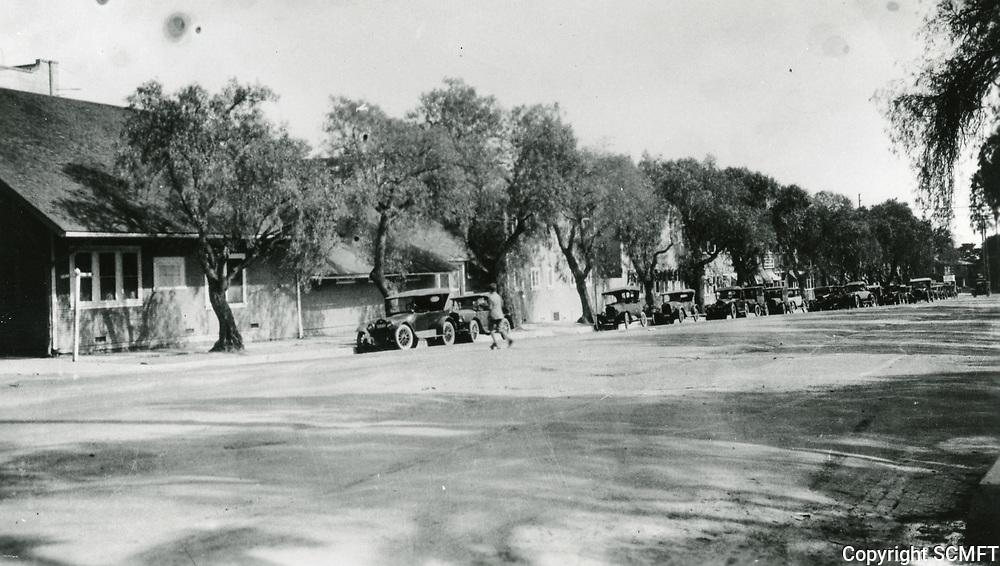 1921 Famous Players Lasky Studios