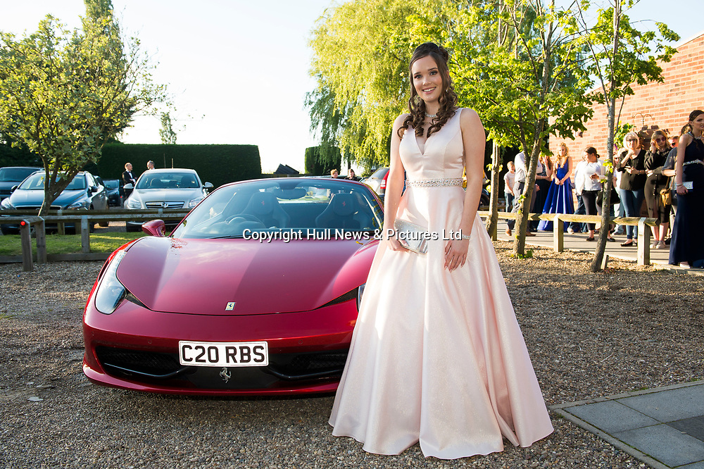 27 June 2019: Somercotes Academy Year 11 prom at the Brackenborough Hotel near Louth.<br /> Jessie Lee.<br /> Picture: Sean Spencer/Hull News & Pictures Ltd<br /> 01482 210267/07976 433960<br /> www.hullnews.co.uk         sean@hullnews.co.uk